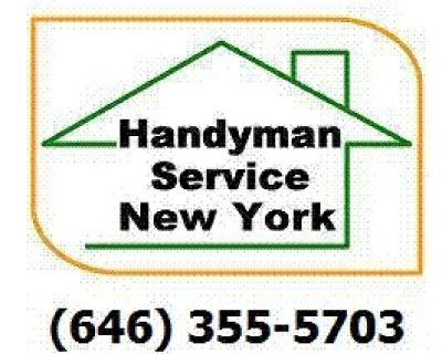 Handyman, Furniture Assembly, TV mounting, A/C installation, 646 355 5703, odd jobs, Handyman,