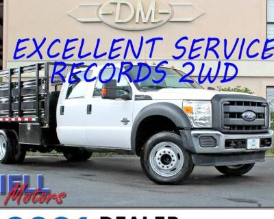 2016 Ford Super Duty F-450 Chassis Cab XL