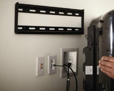 TV Mounting  Service With Installation | Hang It Up Tvs