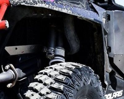 Upgrade Your X3 with New Pro Armor Suspension Seats