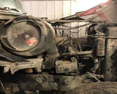 CUMMINS L10 Engines Attachment