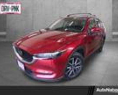 2018 Mazda CX-5 Red, 59K miles