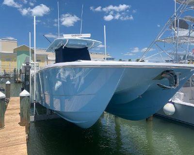 2022 Invincible 37 Catamaran