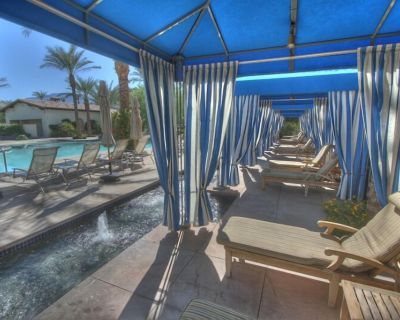 Lovely 3 bed villa with views of the main resort pool LQ138 LIC#0110311 - La Quinta