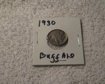 1930 Buffalo Nickel Fine Condition