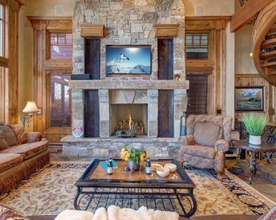 Spacious Summer Retreat w/ Custom Amenities at Base of PCMR | Abode at Angus House - Downtown Park City