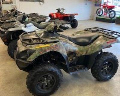 2020 Kawasaki Brute Force 750 4x4i EPS Camo ATV Sport Utility Jamestown, NY