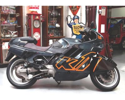1991 BMW Motorcycle
