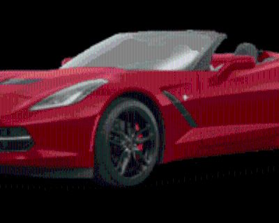 2017 Chevrolet Corvette Stingray 3LT Convertible
