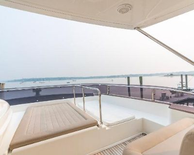 2013 Ferretti Yachts Temptation
