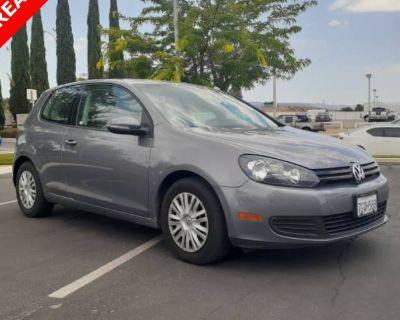 2012 Volkswagen Golf 2.5