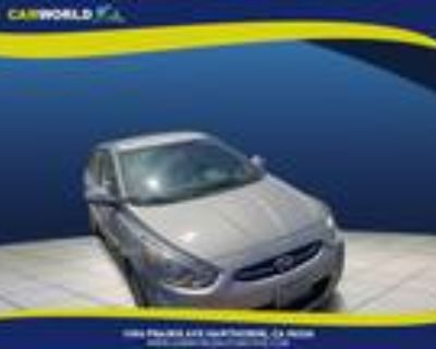 2015 Hyundai Accent GLS for sale