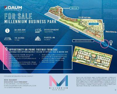 The Millenium - Palm Desert: Parcel #4