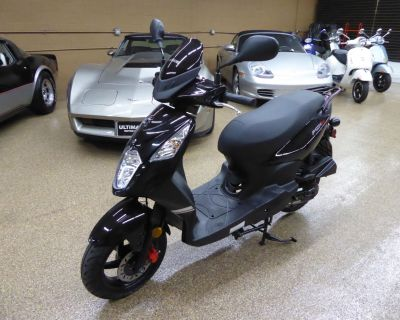 2021 Lance Powersports PCH 50 Scooter Downers Grove, IL