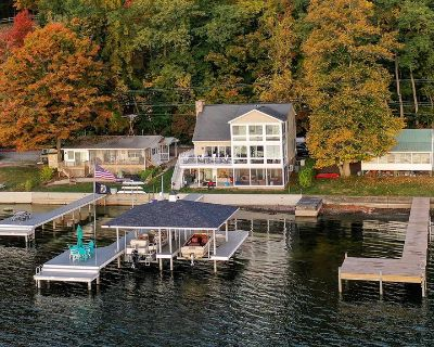 "Seneca Memories: ""Luxury Lakeside Home on Seneca Lake!"" - Town of Torrey"