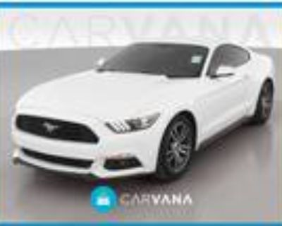 2017 Ford Mustang White, 57K miles