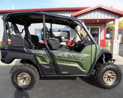 2021 Yamaha Wolverine X4 850 XT-R Utility Sport Janesville, WI