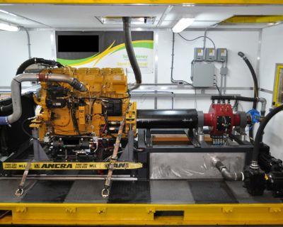 Turnkey Diesel Engine Dyno