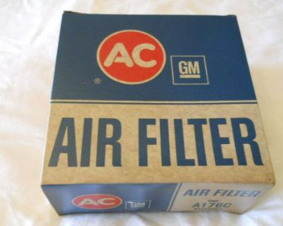 Nos A176c Filter 1957 Early 1958 Chevy Corvette Passenger Car Fuel Injection