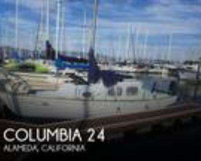 24 foot Columbia 24