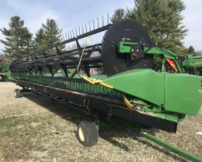 2015 JOHN DEERE 640FD Harvesting Equipment
