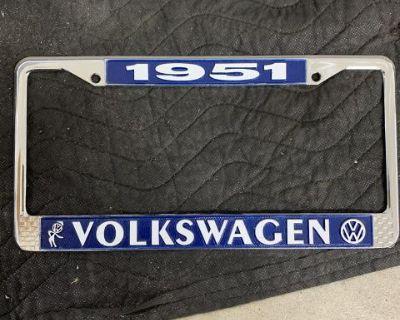1951 plate frame
