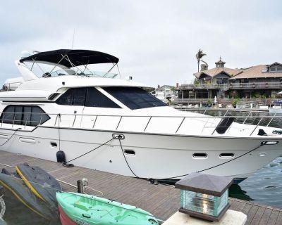 1998 57' Bayliner 5788 Pilot-House Motoryacht