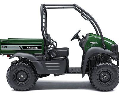 2021 Kawasaki Mule SX 4X4 XC FI Utility SxS Mount Bethel, PA