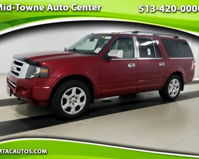 Used 2014 Ford Expedition EL 4WD 4dr Limited