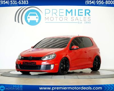 Used 2010 Volkswagen GTI 2.0T Coupe