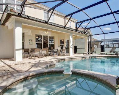 6 Bedroom Home Vacation rental property in Windsor Hills close to Disney - Windsor Hills