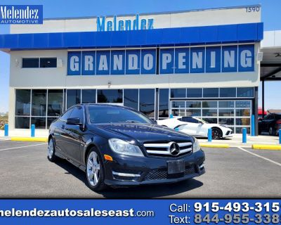 Used 2012 Mercedes-Benz C-Class 2dr Cpe C 250 RWD