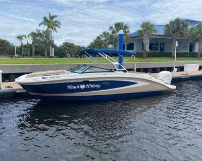 2016 Sea Ray 270 Sundeck Outboard