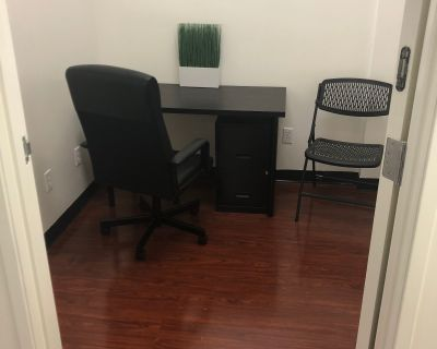 1 Person Private Offices