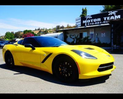 2014 Chevrolet Corvette Stingray 2dr Z51 Cpe w/2LT