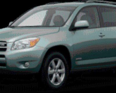 2007 Toyota RAV4 V6 4WD