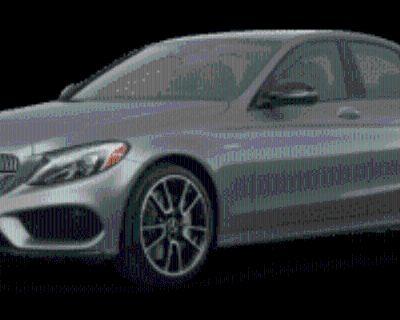 2017 Mercedes-Benz C-Class C 43 AMG