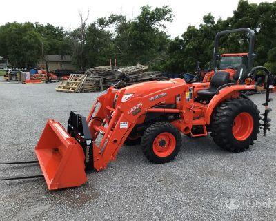 2019 (unverified) Kubota L3301D 4WD Tractor