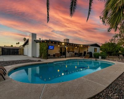 The Getaway House - Pool, Fire Pit, Great Location - Norma Estates