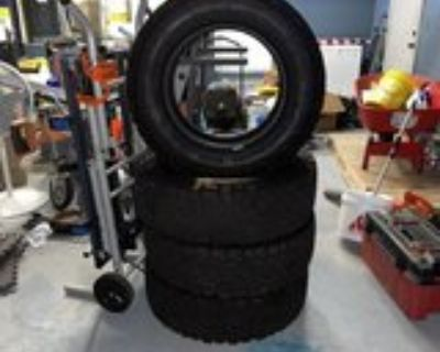 **BF Goodrich Tires** PRICE REDUCED!!!