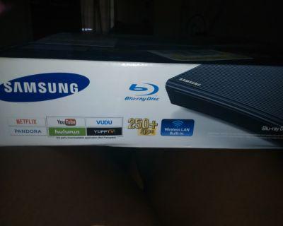 Samsung Blu Ray player/ DVD player