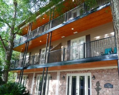 Downtown Fairhope Condo, Unit B1, Walk to everything! Great Location! - Fairhope