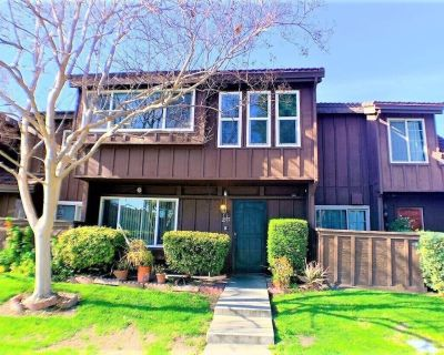 Entire 4brs townhouse close to downtown/free parking - East San Jose
