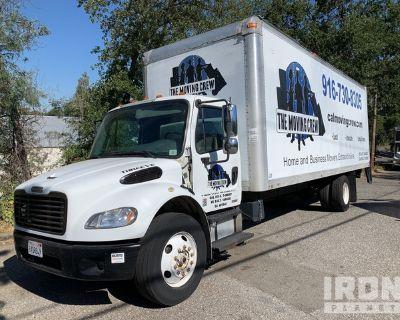 2007 Freightliner M2 106 4x2 Cargo Truck
