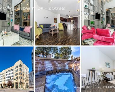 Four  WEEKS FREE Great apartment in Downtown Ft. Worth