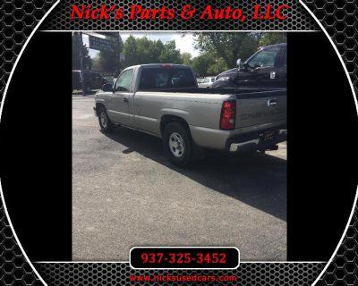 """2003 Chevrolet Silverado 1500 Reg Cab 133.0"""" WB Work Truck"""
