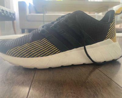 Men s Adidas shoes size 8.5