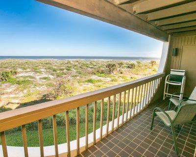 HIBISCUS B201 [2/2] FREE ACTIVITIES! & OCEANFRONT WIFI 3 POOLS - Butler Beach