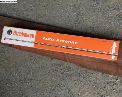 NOS T3/T34 Hirschmann Antenna w/ Locking Tip