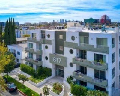 817 N Alfred St #404, Los Angeles, CA 90069 2 Bedroom Condo